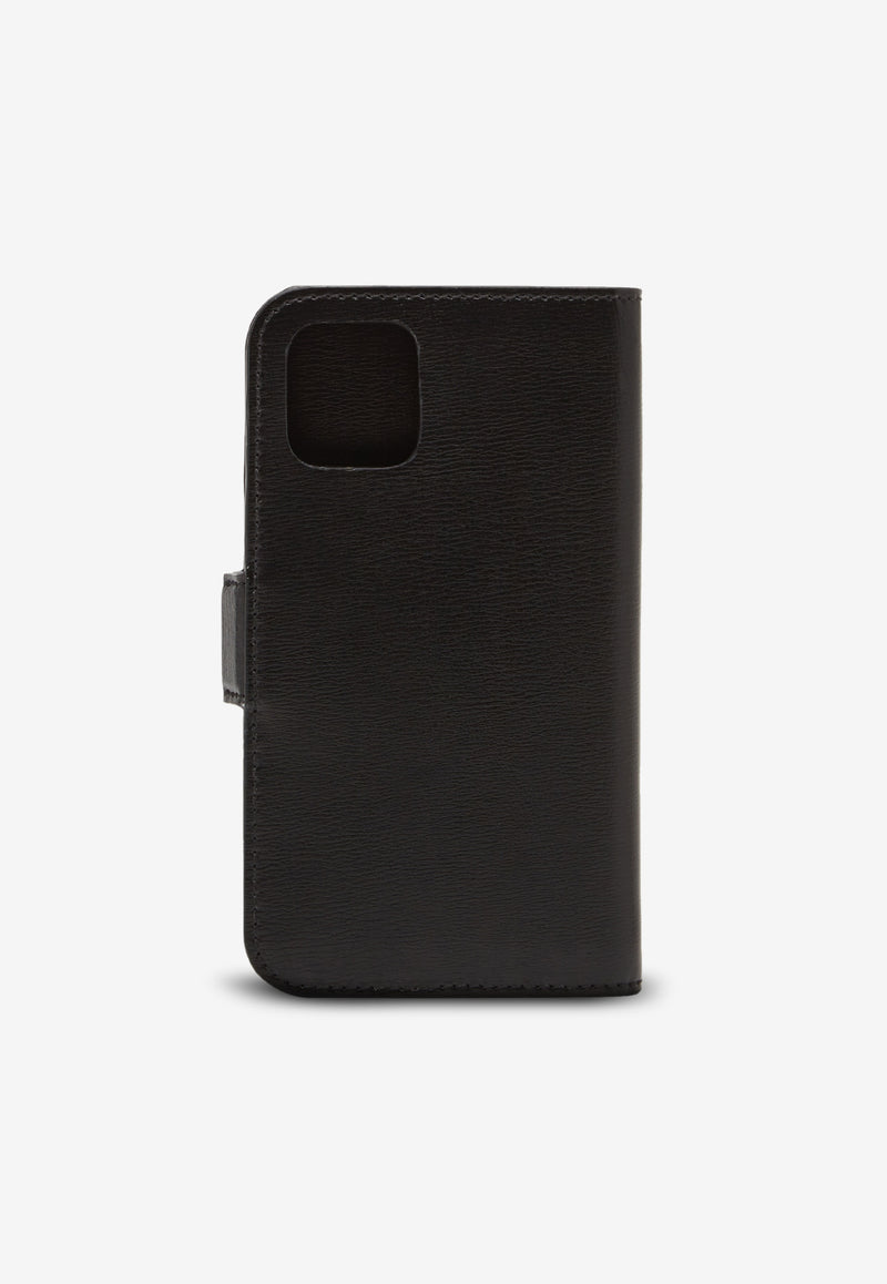 Vara Bow iPhone 11 Cover in Calfskin