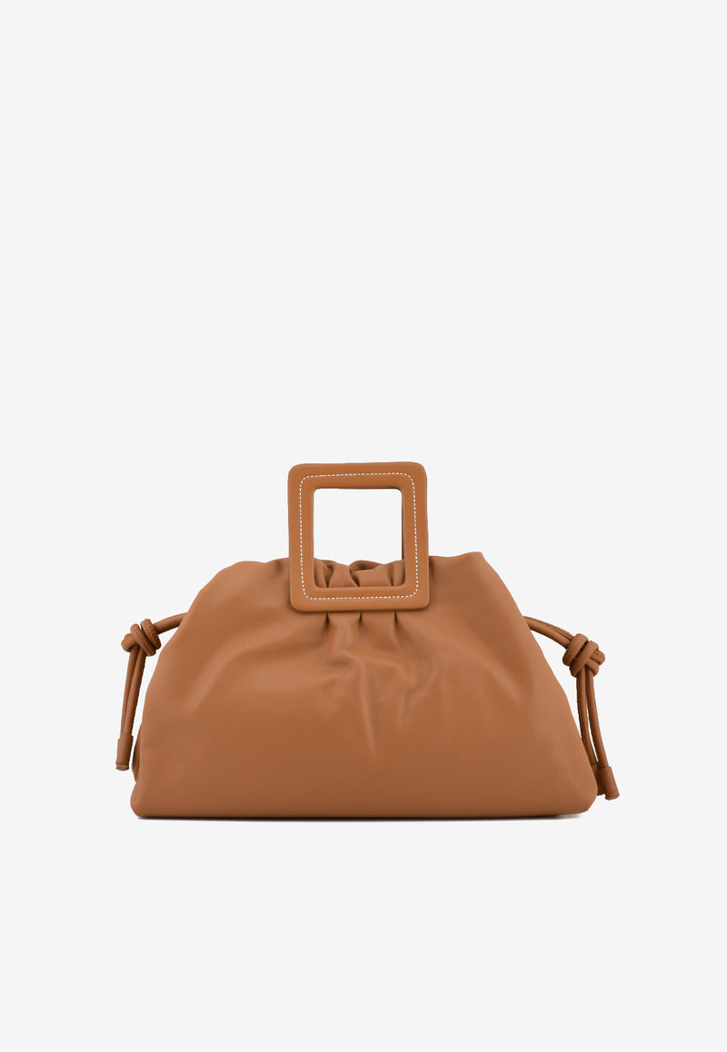 Shirley Carry-All Top Handle Leather Bag