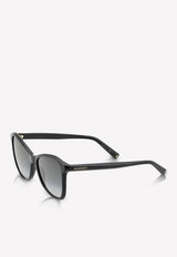 Givenchy Butterfly Frame Sunglasses 716736390901BLACK 2