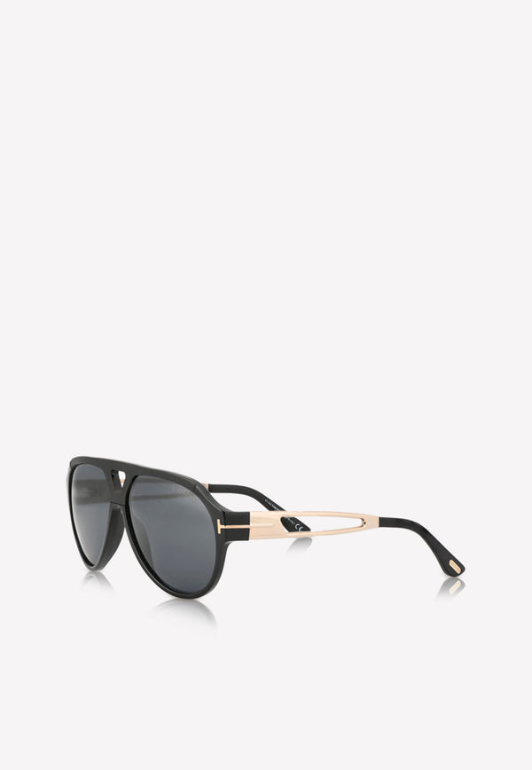 Paul Aviator Sunglasses FT077801A60