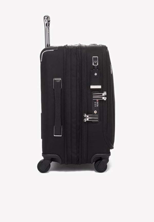 Arrive' Continental Dual Access 4-Wheeled Carry-On Spinner Luggage