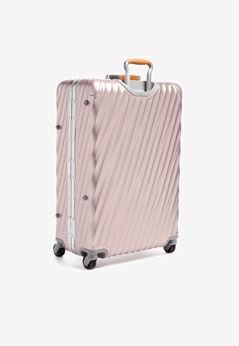 19 Degree Aluminum Extended Trip Packing- Blush