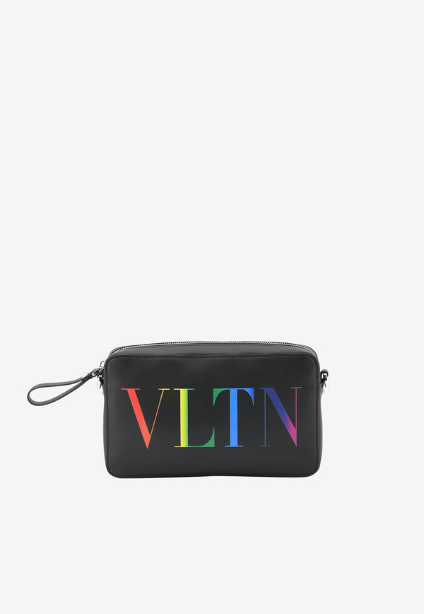 VLTN Crossbody Bag in Calfskin