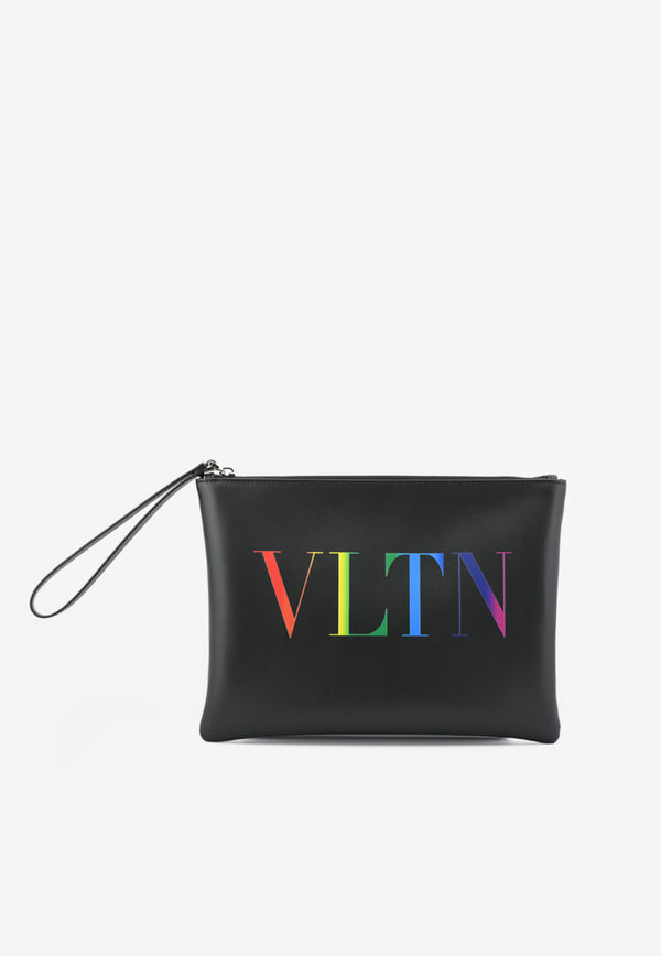 VLTN Pouch in Calf Leather