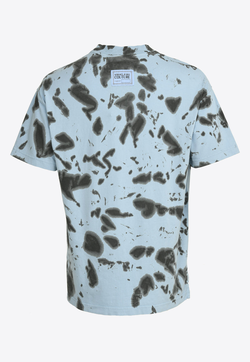 Graphic Print Cotton T-shirt