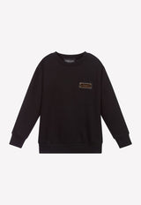 Boys' Cotton Jersey Sweatshirt
