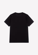 Boys' Stretch Cotton Jersey T-shirt