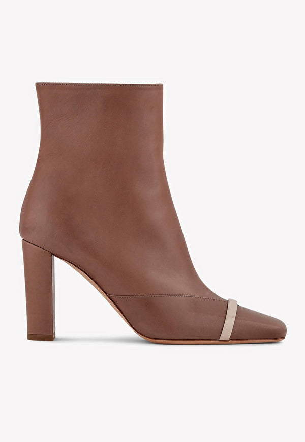 Lori 85 Ankle Boots in Calf Leather-E