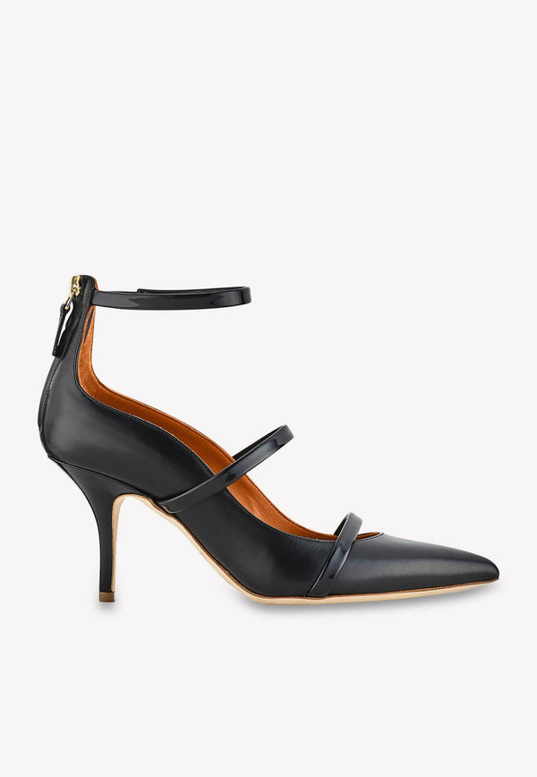 Robyn 70 Nappa Leather Pumps-E