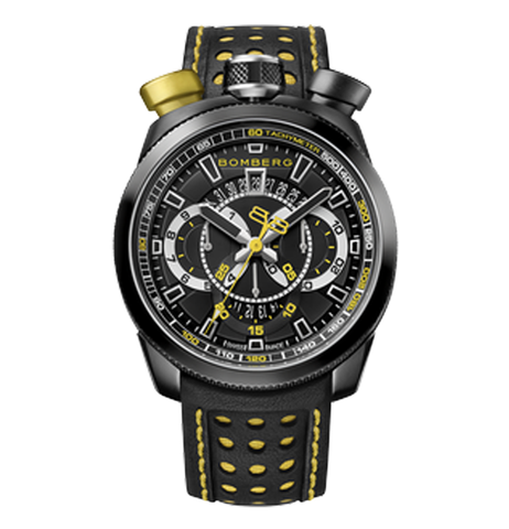 BS45CHPBA.015.3 BOMBERG BOLT-68 CHRONO