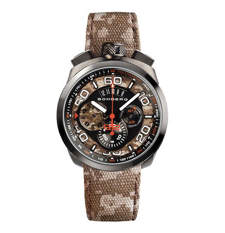BS45CHPGM.018.3 BOMBERG BOLT-68 CHRONO