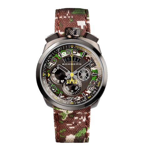 BS45CHPGM.038.3 BOMBERG BOLT-68 CHRONO