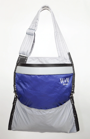 80 lb. Nylon Citrus Bag - Blue