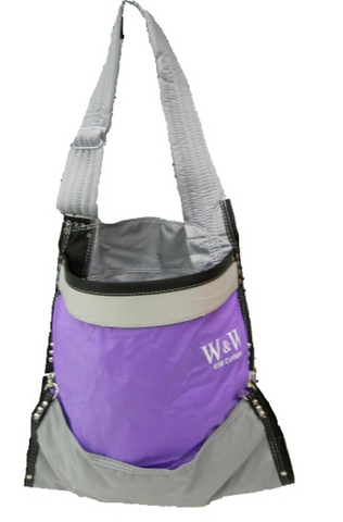 65 lb. Cordura Citrus Bag - Purple