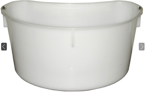 Cherry Bucket - 18 qt - with foam pad