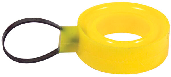 BIG SPRING RUBBER YELLOW SOFT