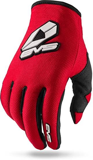 Guantes EVS Cross Rojo