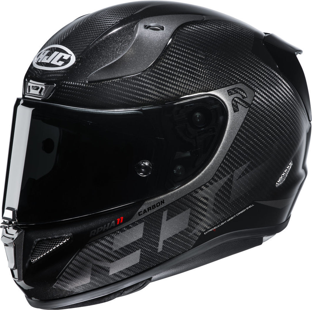 Casco Integral HJC RPHA 11 Fibra de Carbono Bleer