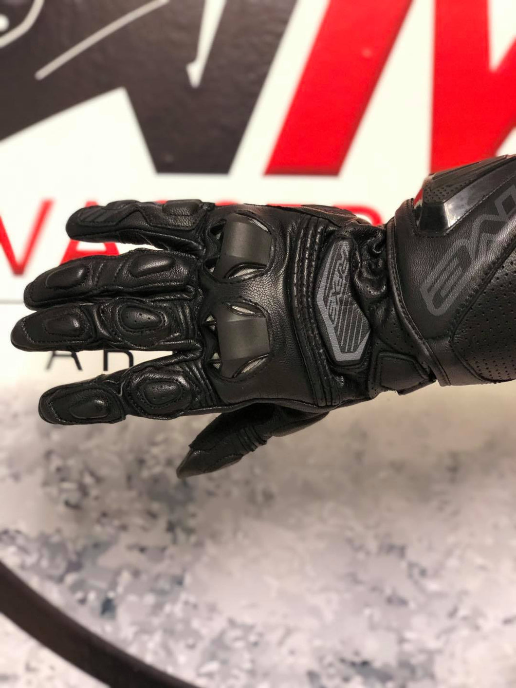 Guantes FIVE RFX3 Racing
