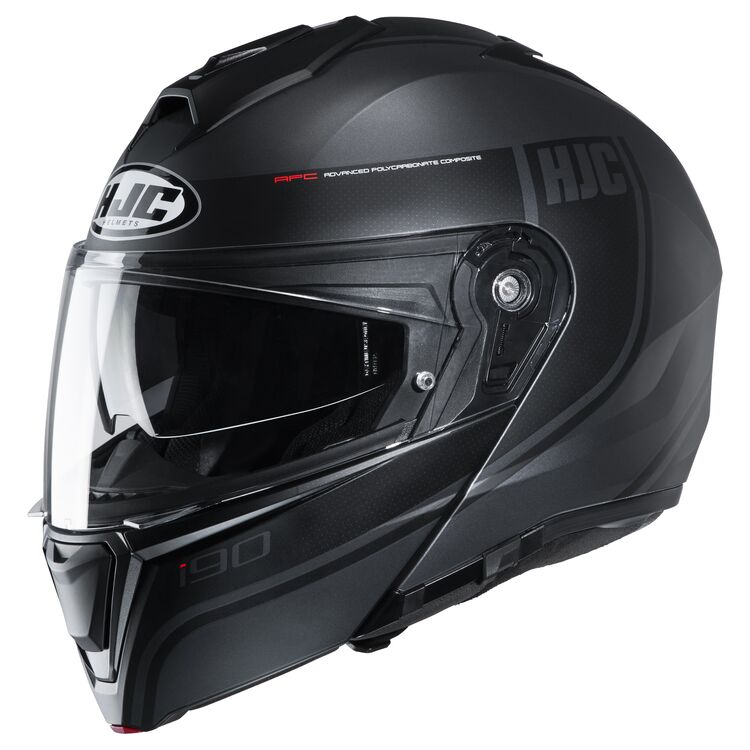 Casco Abatible HJC i90 Touring Negro
