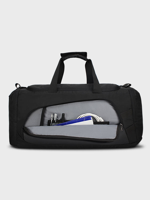 Columbus Travel Duffel - Black
