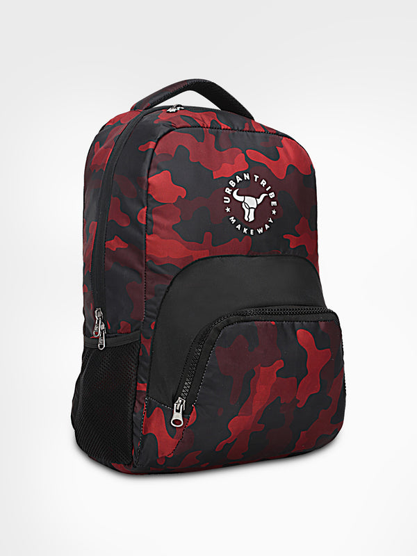 Floyd Stylish Camo Print Backpack