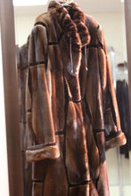Load image into Gallery viewer, mahogany female mink coat