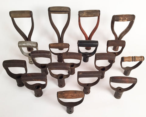 Antique Shovel Handles