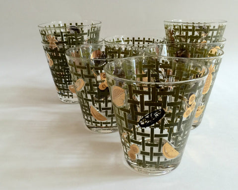 Whimsical Rocks Glasses