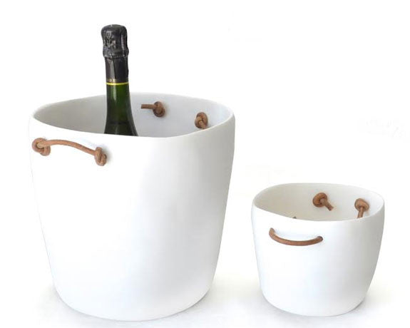 White Versatile Ice Bucket