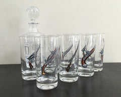 Nevinger Mid-Century Highball Glasses