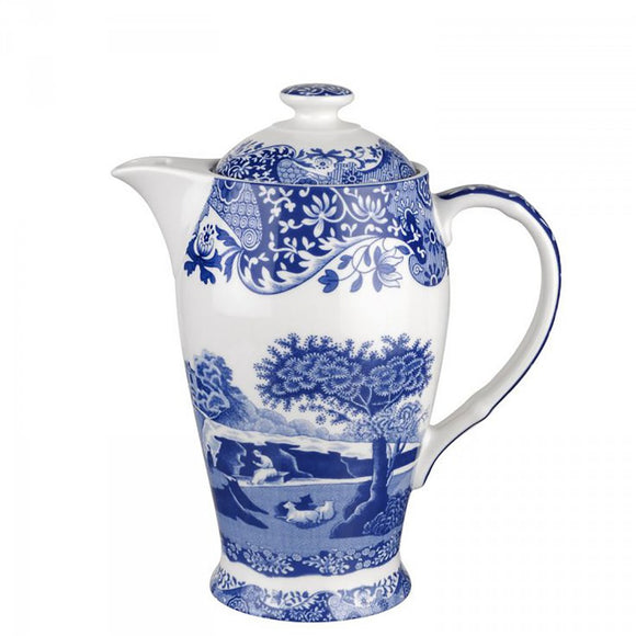 Spode Blue Italian Hot Beverage 1.5pt