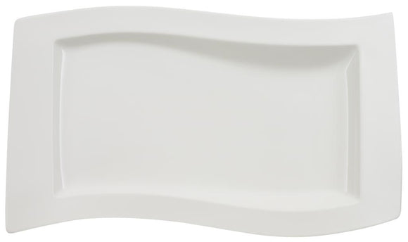 New Wave Serving Dish, 19 1/4 in