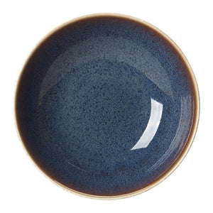 ART GLAZE PRESSED MULBERRY - COUPE BOWL (22.5cm)