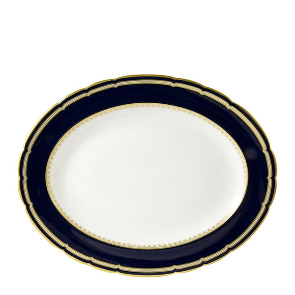 ASHBOURNE - OVAL DISH SMALL (33cm ) Platter