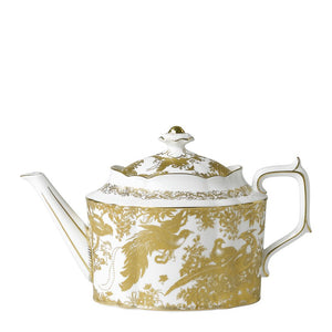 AVES GOLD - TEAPOT LARGE (128cl )