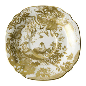 AVES GOLD - BREAKFAST SAUCER