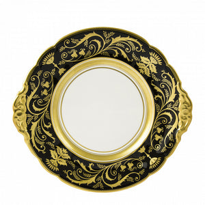 REGENCY BLACK - BREAD & BUTTER PLATE