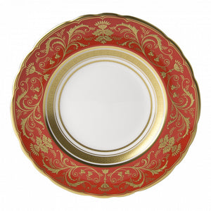REGENCY RED - PLATE (16cm ) BREAD