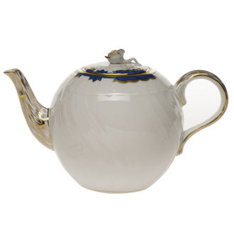 Teapot with Rose knob - A-BGNB