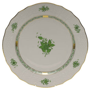 Chinese Bouquet Green - 5 pc. Place Setting