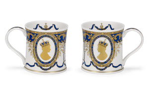 Dunoon Traditional 60th Anniversary of the Coronation Tankard