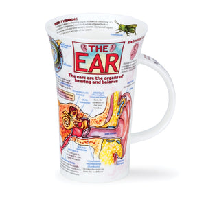 Dunoon The Ear Mug Glencoe Shape