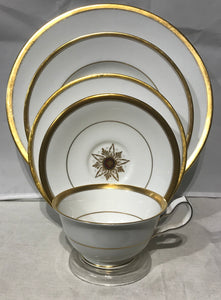 Royal Crown Derby Star 4 Place Settings