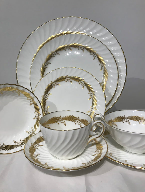 Aynsley Kent 8 Place Settings
