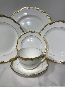 Coalport Admiral 12 Place Settings