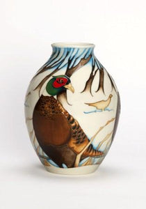 Moorcroft The Pheasants of Snow-Hollow 3/8