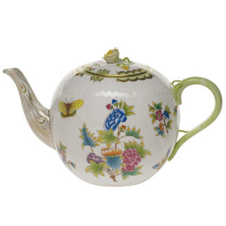 Teapot with Rose knob - VBO