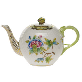 Teapot with Butterfly knob - VBO