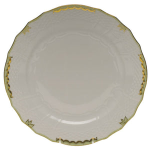 5 pc. Place Setting - Princess Victoria Green